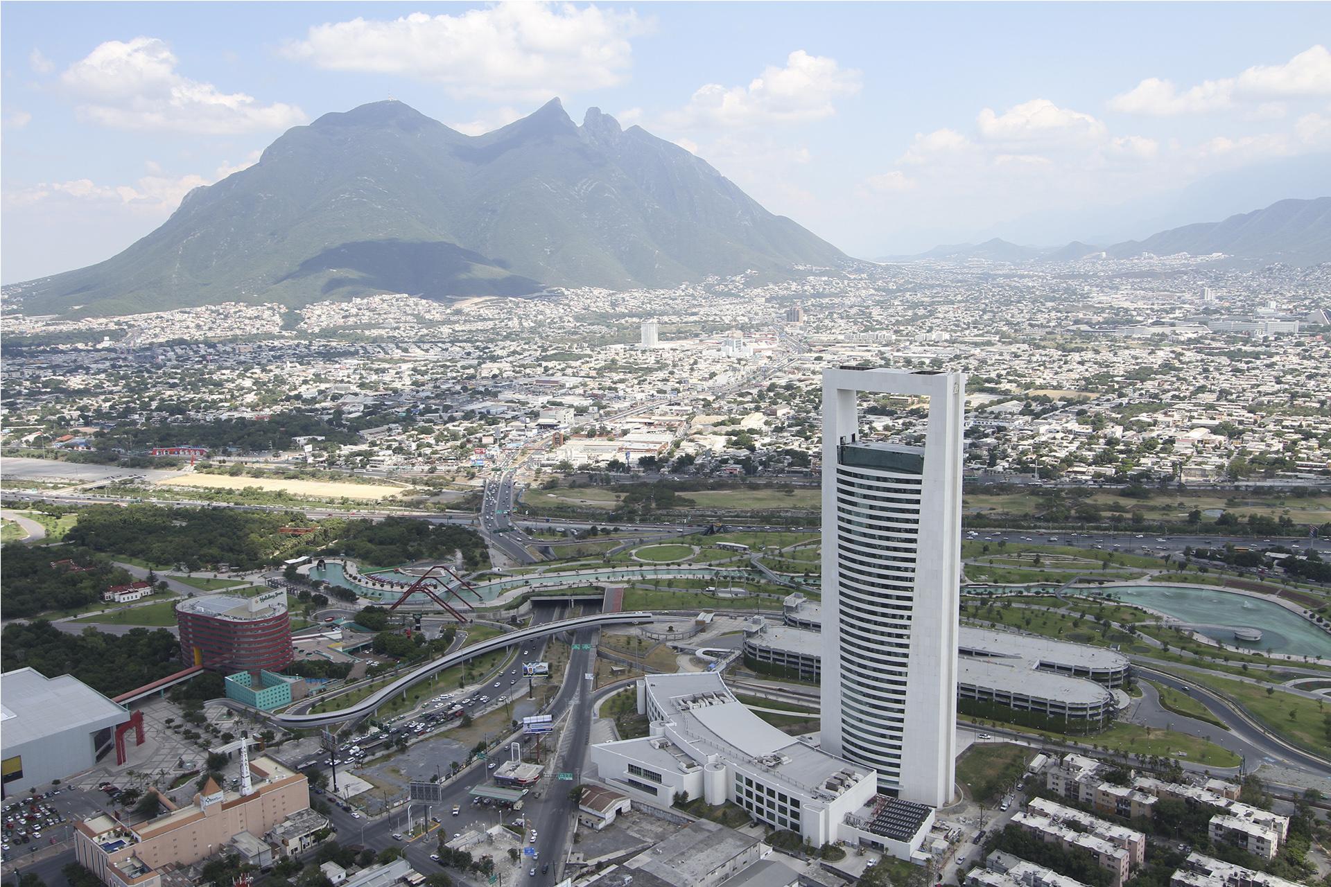 Torre Administrativa del Gobierno del Estado de Nuevo León, Nuevo León, México